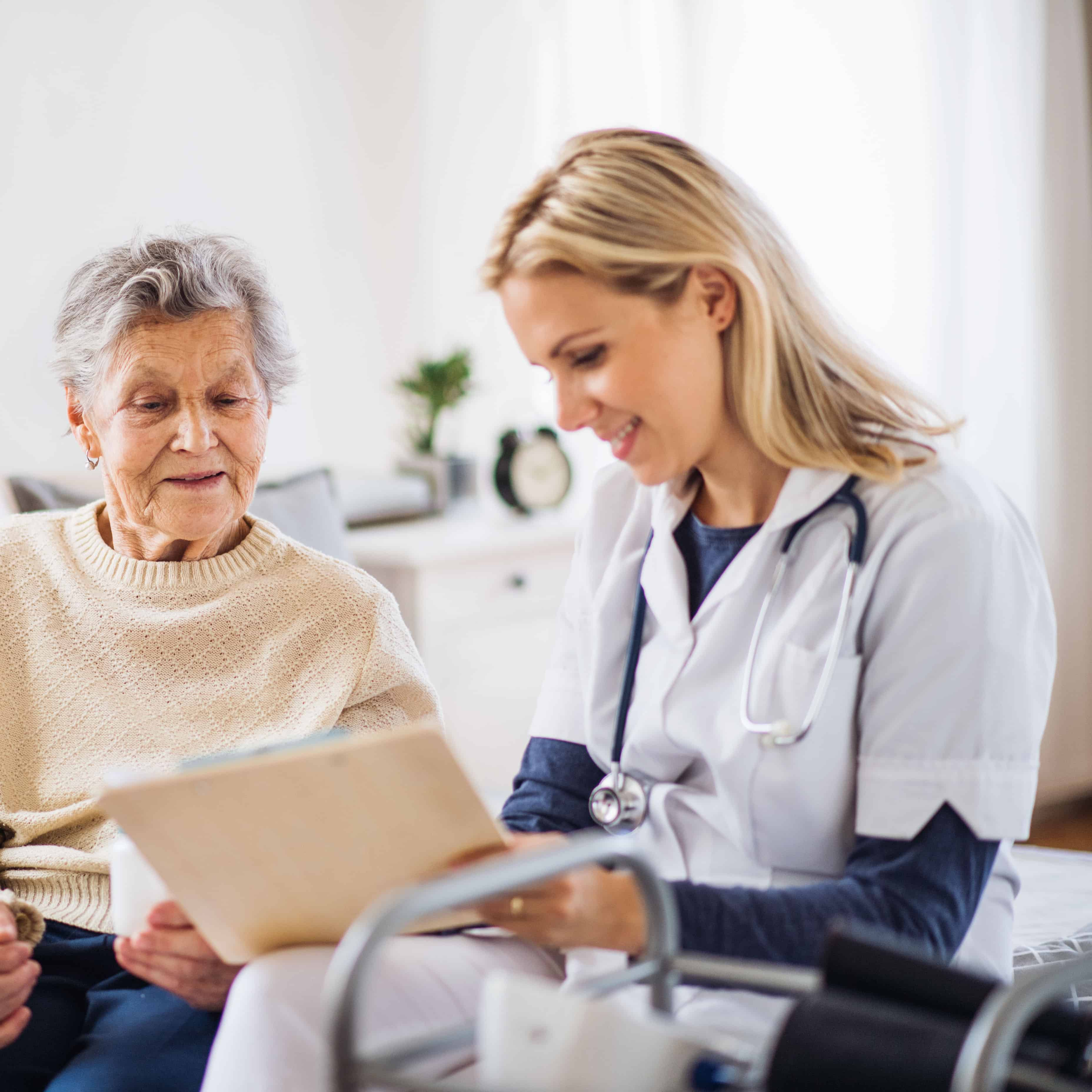 IT Support and Services for Aged Care